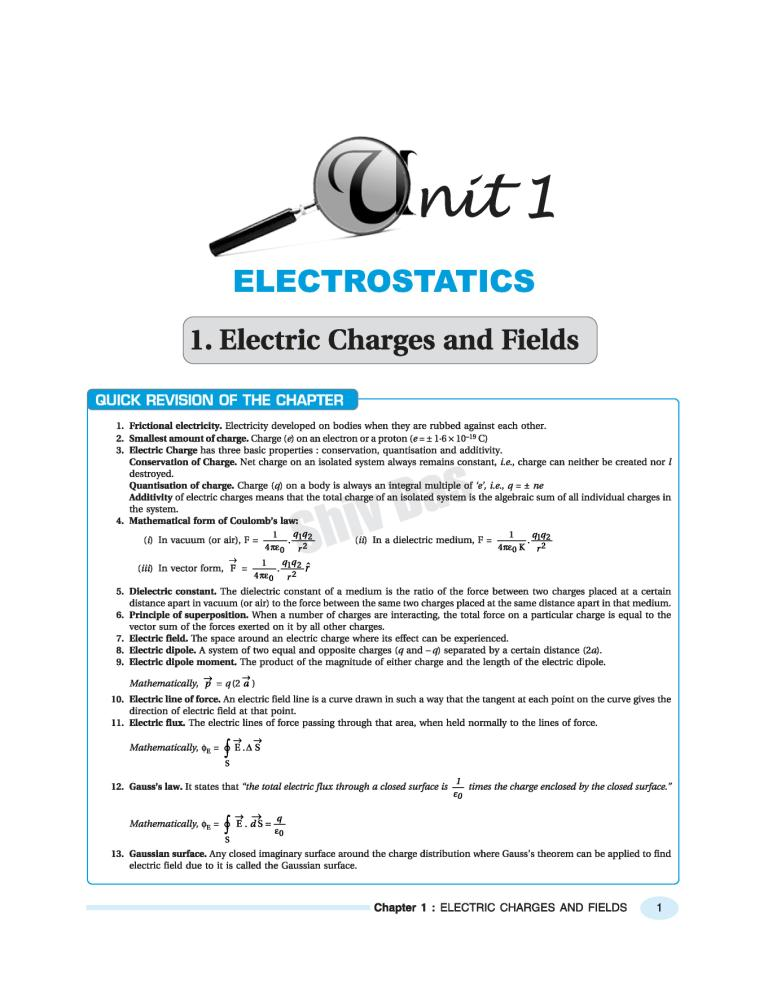 Shivdas CBSE Chapterwise Question Bank with MCQs Class 12 Physics for 2022 Exam (Latest Edition for Term 1)