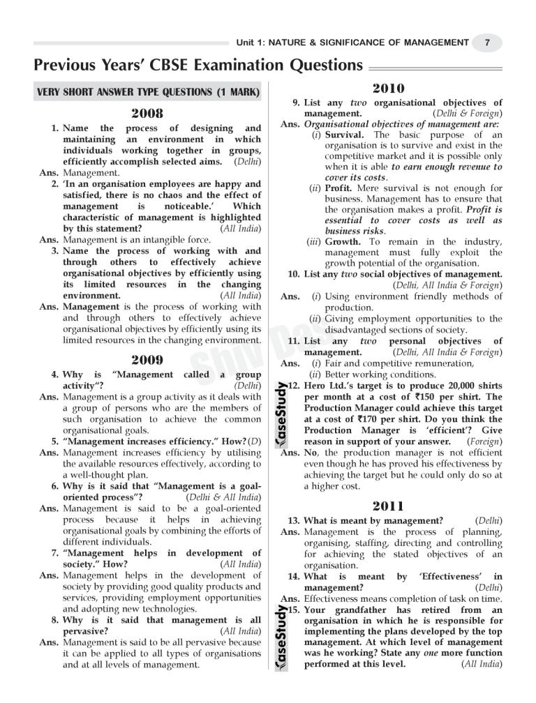 Shivdas CBSE Chapterwise and Markswise Board Exam Question Bank with Latest MCQ's for Class 12 Business Studies (2021 Reduced Edition)