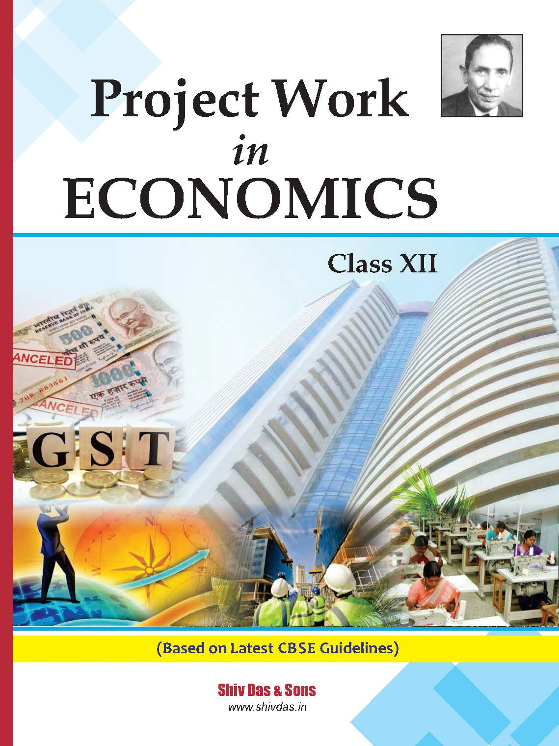 Project Work in Economics for Class - 12