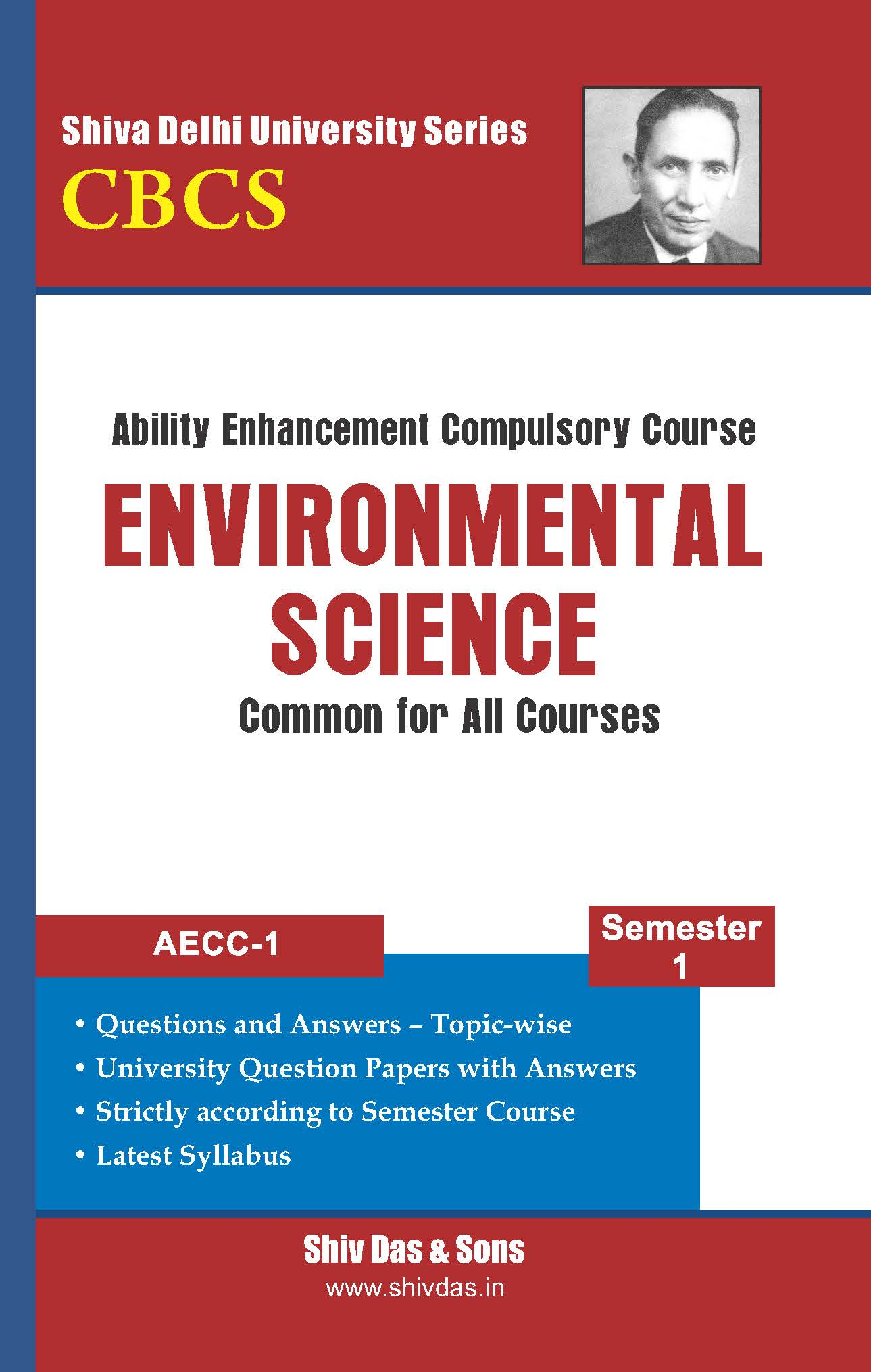 B.Com Hons. Semester-1 Environmental Science