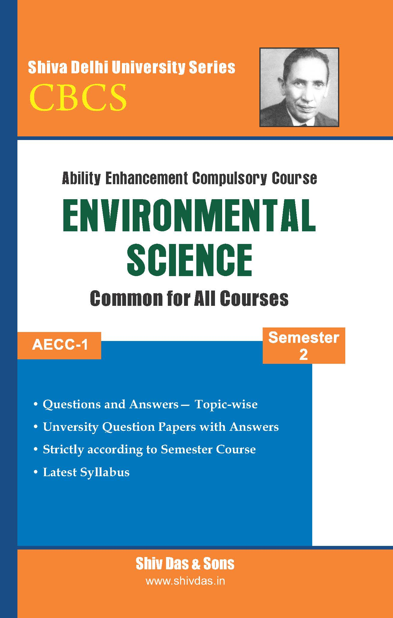Environmental Science B.Com Hons 1st Year-SOL/External