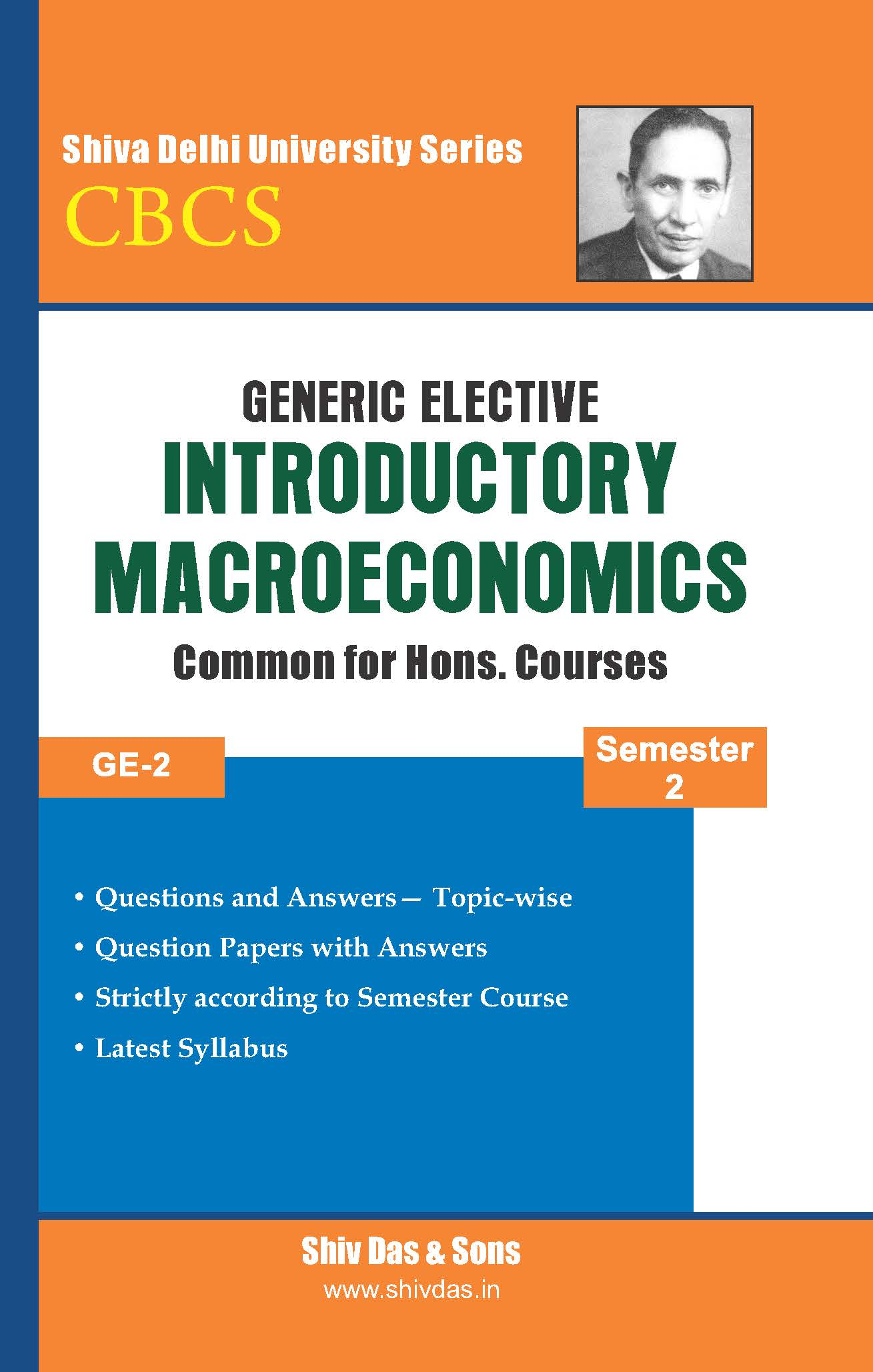 Introductory Macroeconomics for B.Com Hons Semester 2