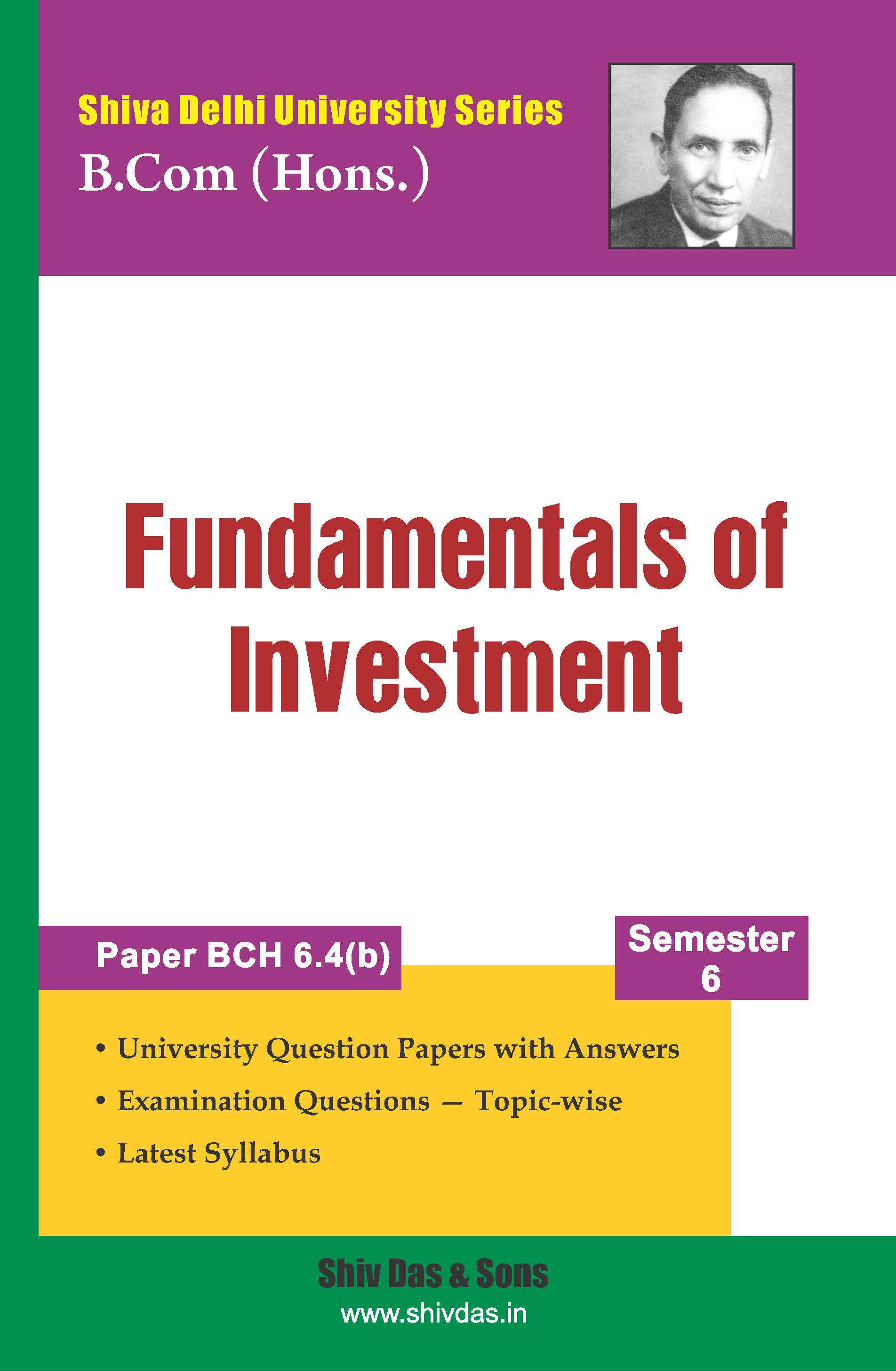 investment fundamentals Finance fundamentals develop your understanding of financial planning, budgeting, borrowing and investments with this flexible program of online courses from the open.