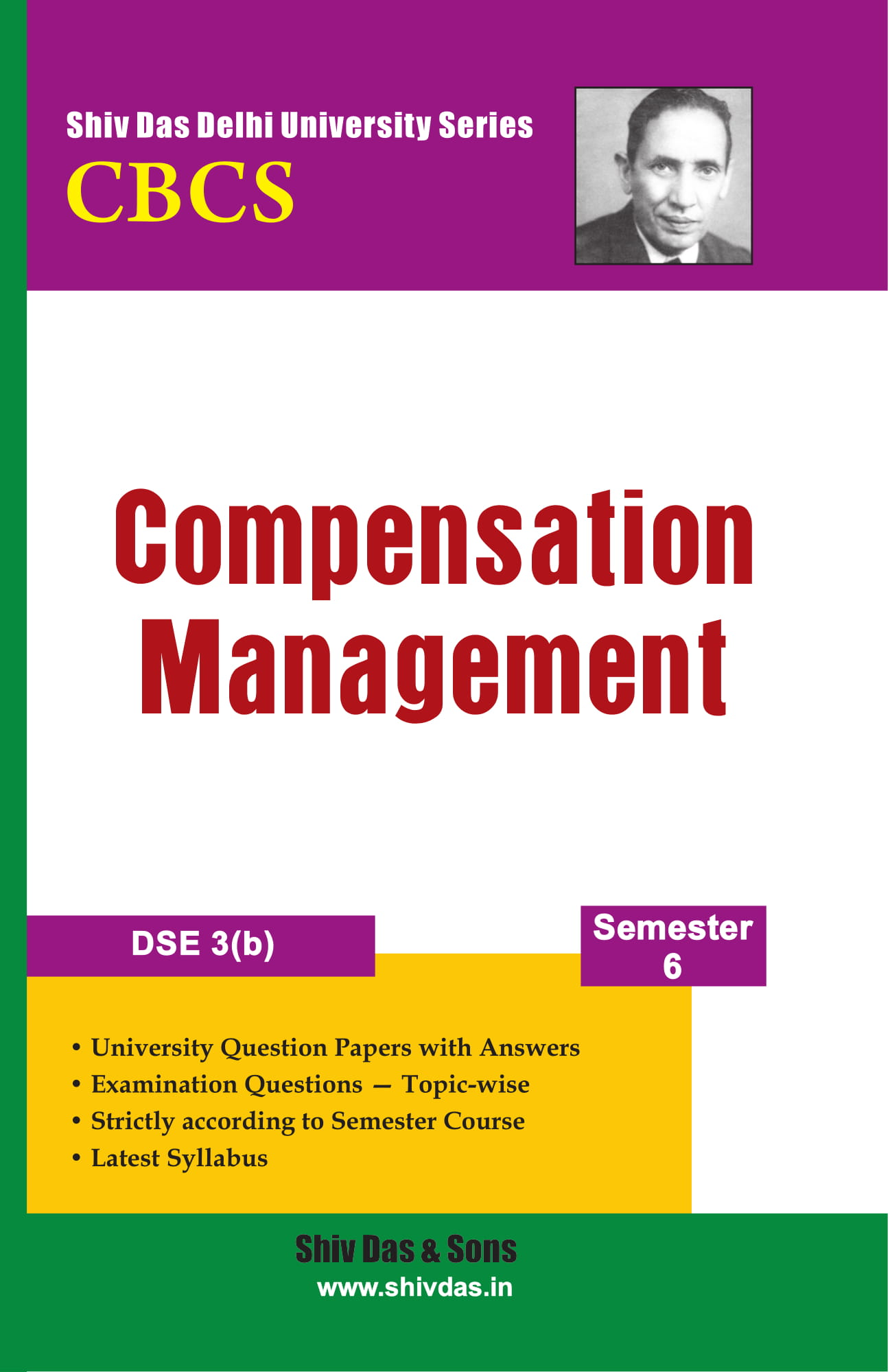 Compensation Management for B.Com Hons Semester 6
